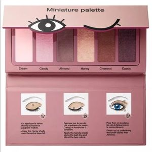SEPHORA COLLECTION MINIATURE Palette Donut 🍩 NEW